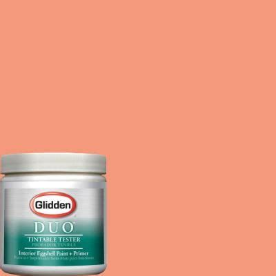 Glidden Duo Paint 8 Oz Tropical Coral Interior Paint