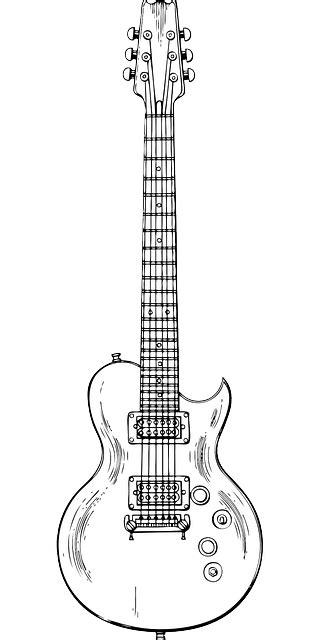 25 ++ Desenho Guitarra Tribal – guirlanda de natal desenho