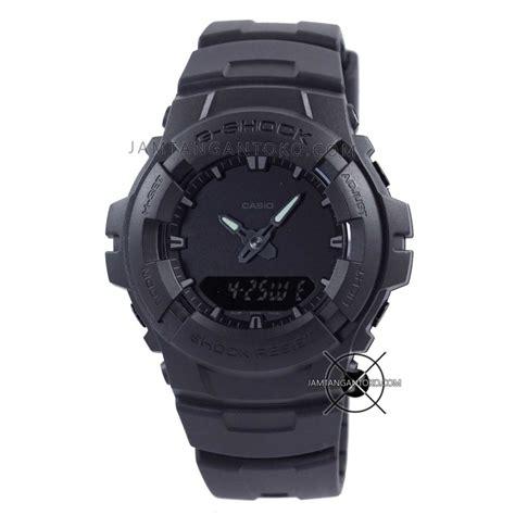 Jam Tangan Gshock 1 harga sarap jam tangan g shock g 100bb 1 black