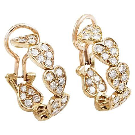 Virgo Yellow Set cartier virgo gold earrings for sale at 1stdibs