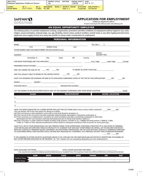 california penal code section 1203 4 download safeway job application california applicants