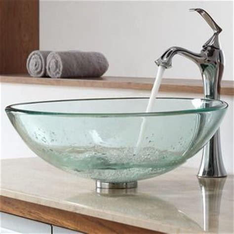 glass bowl sinks bathrooms 17 best ideas about bowl sink on pinterest bathroom sink