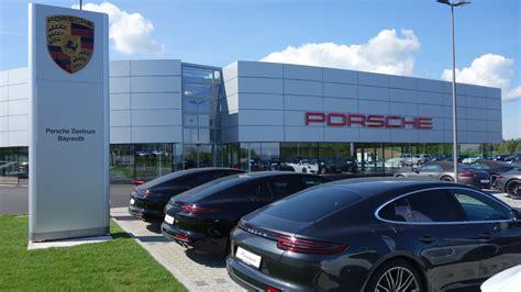 Porsche Bayreuth neuer 246 ffnung porsche zentrum bayreuth autohaus de