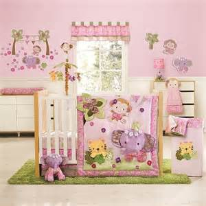 kidsline blossom tails crib bedding collection baby