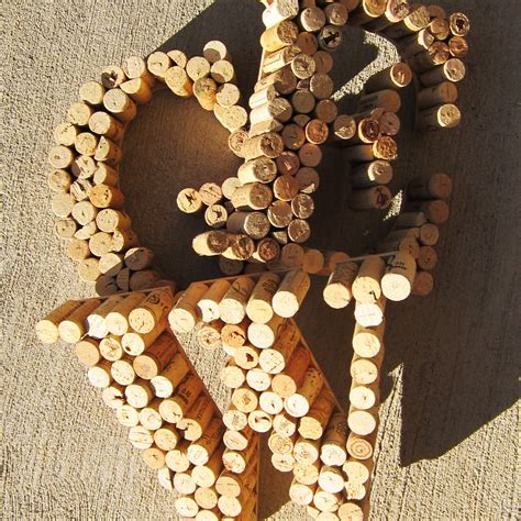 craft projects with wine corks wine cork crafts home design architecture