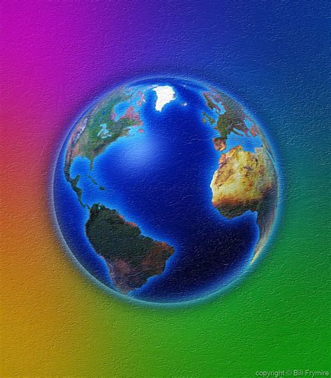 colorful canvas colorful canvas earth
