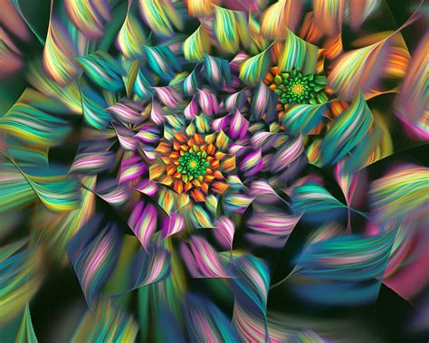 wallpaper abstract colorful flower abstract flower colorful petals wallpaper 1280x1024