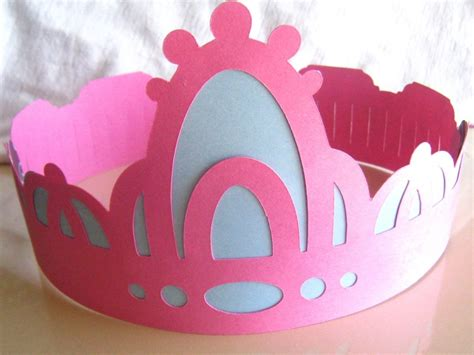 Paper Crowns - paper crowns for a prince or princess