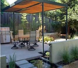 Modern Pergola Kits by Improbable Modern Pergola Plans Garden Landscape