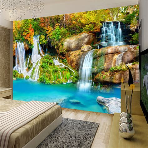 nature murals for walls popular small wall mural buy cheap small wall mural lots from china small wall mural suppliers