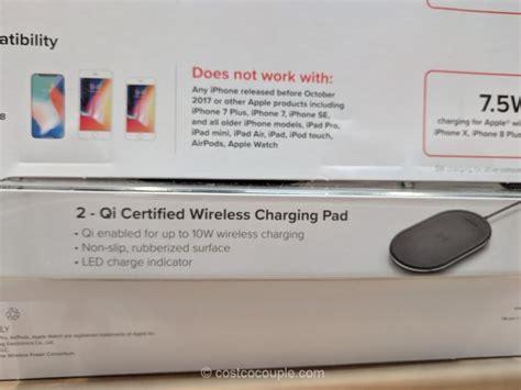 ubio labs wireless charging pad