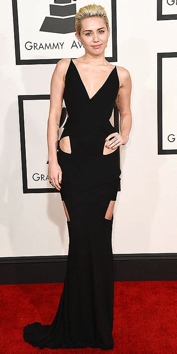 grammy awards 2015 miley cyrus ditches wins