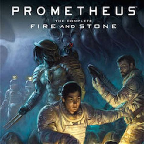 prometheus the complete fire and stone hc review roundup blog dark horse comics