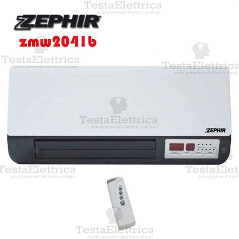 termoventilatore da parete per bagno zephir zmw2041b termoventilatore ceramico da parete 2000w