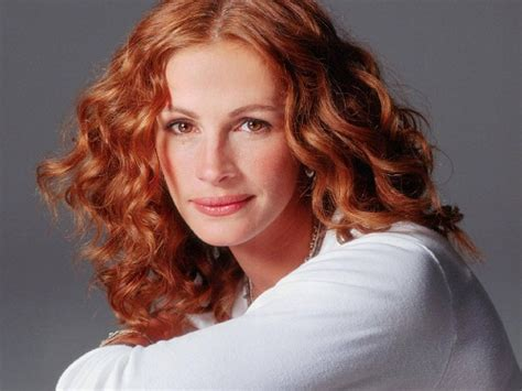 strawberry blond pubichairphoto julia roberts with strawberry blonde hair color new
