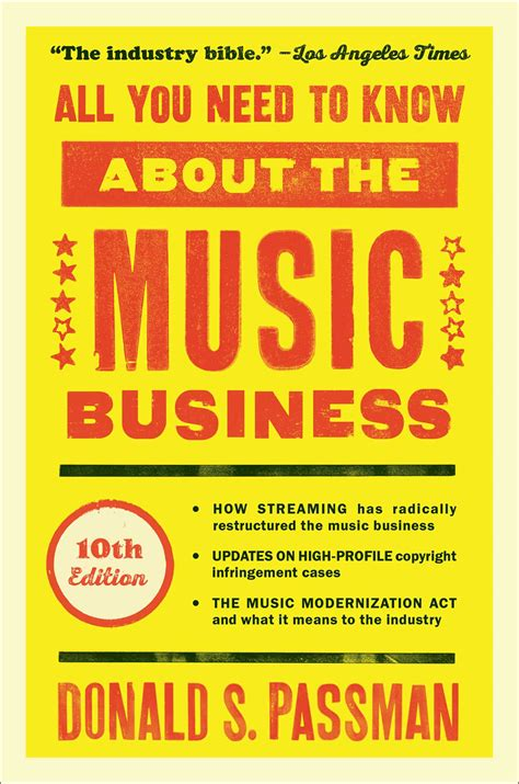 Music Industry Bible Updated To Address Streaming