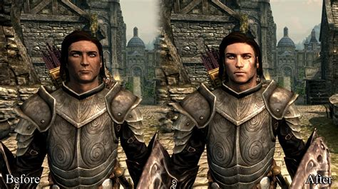 best hair mod for skyrim skyrim hairstyles mod male hair