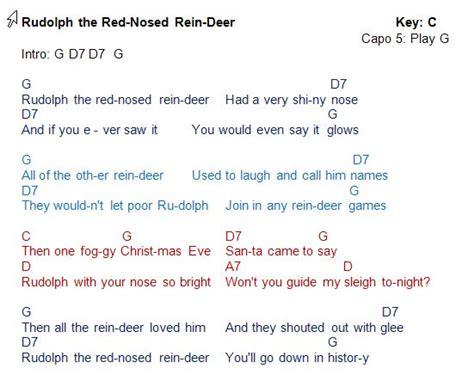 rudolph the nosed reindeer lyrics like a light bulb talkingchord com gene autry rudolph the nosed
