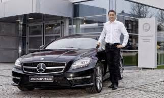 Mercedes Drivers Mercedes Former Formula 1 Driver Becomes Amg
