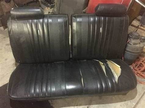 chevelle bench seat for sale letgo 1971 chevelle bench seat in fredonia ny