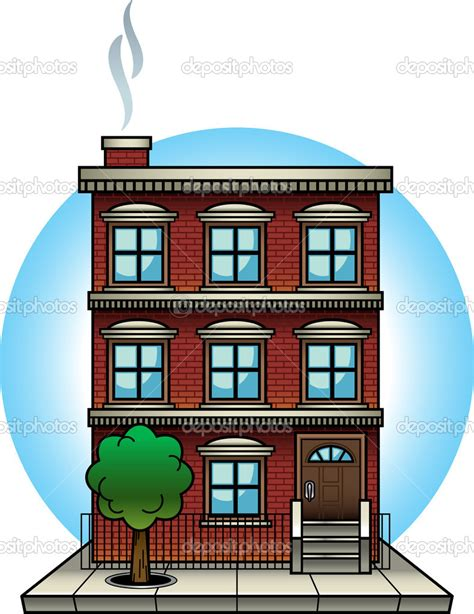 residential appartments apartment building clip art savoronmorehead