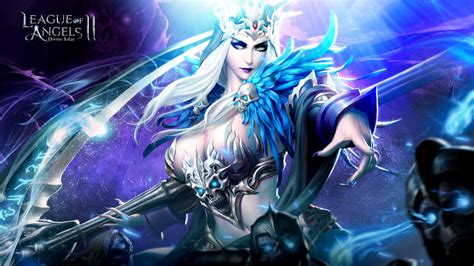 league  angels wallpapers angel warrior fantasy wallpaper
