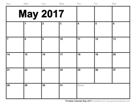 may 2016 calendar holidays 2017 printable calendar may 2017 calendar printable weekly calendar template