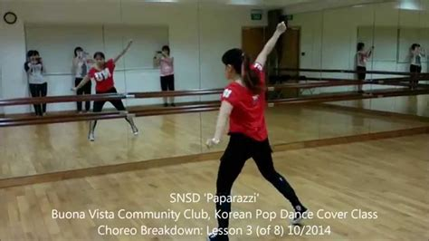 video dance tutorial kpop paparazzi kpop dance tutorial lesson 3 youtube