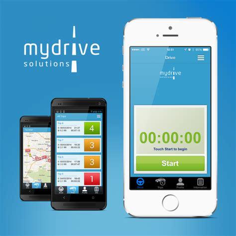 app design uk mydrive winner 2014 uk mobile app design awards