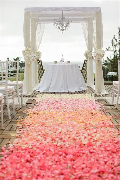 Wedding Aisle Ideas by 26 Wedding Aisle Ideas