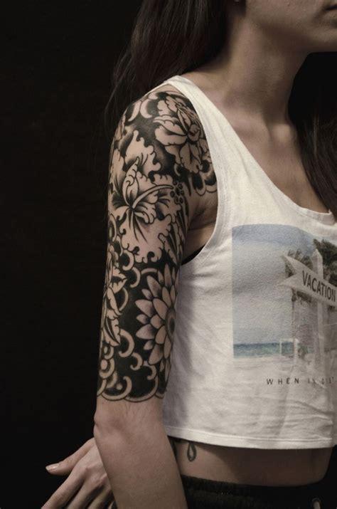 imagenes tatuajes media manga para hombres fotos de tatuajes media manga elegante tatuaje brazo