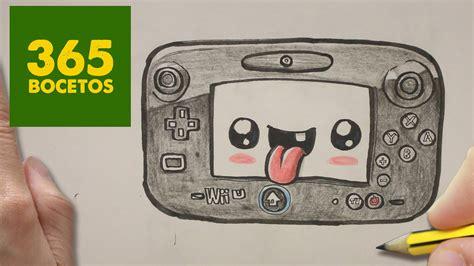 imagenes kawaii de videojuegos como dibujar wii u art academy atelier kawaii paso a paso