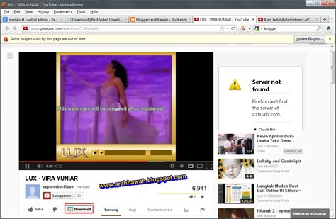 download mp3 dari youtube 1 jam download video youtube dengan mozilla firefox arahbawah