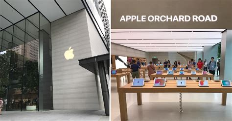apple online store singapore singapore s very first apple store debuts in orchard road
