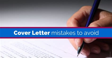 cover letter mistakes top 10 common cover letter mistakes to avoid wisestep