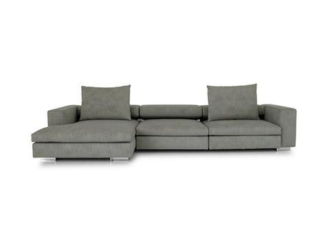 molteni sofa molteni c turner ecksofa mit legeren longchair und