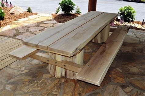 rustic outdoor table plans 16 best images about rustic deck and patio furniture on
