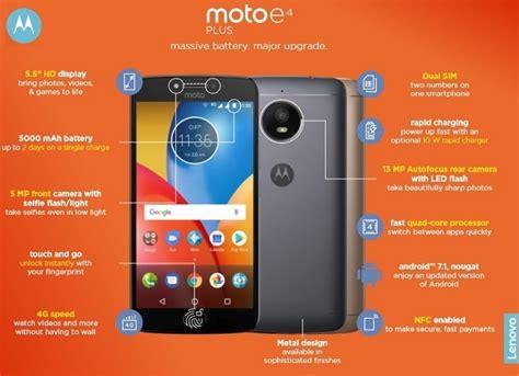 Motorola Moto E4 Plus 32gb Emas motorola moto e4 plus 3gb 16gb specs price wiki