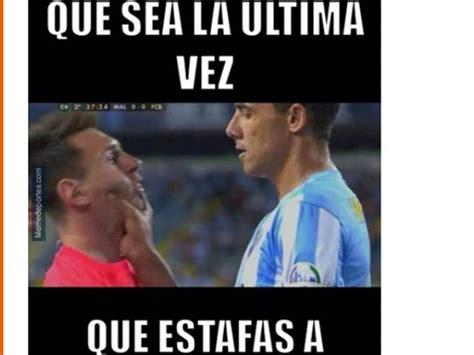 Meme Messi - los memes del enfrentamiento entre messi y weligton