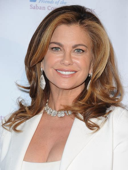 katherine ireland kathy ireland pictures arrivals at the saban community