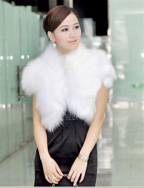 design lab fur vest short white fur coat coat nj