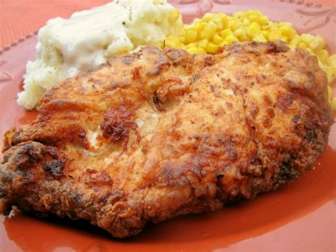 delicious fried chicken breast recipe deep fried genius kitchen