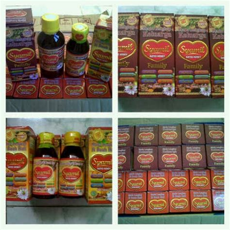 Madu Syamil Zakka Dates Honey Anti Oksidan hasya shop