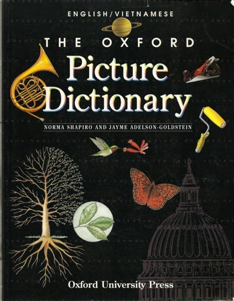 the oxford picture dictionary english picture oxford dictionary english vietnam