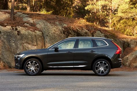 volvo xc60 2018 volvo xc60 is the sexiest crossover suv in geneva