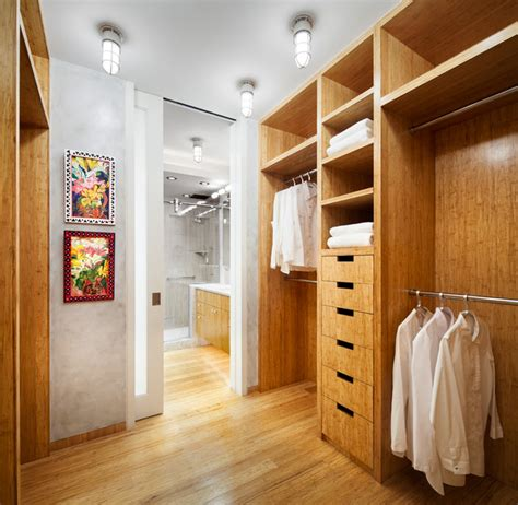 Intimate (170sf) Accessible Master Bathroom/Dressing Area