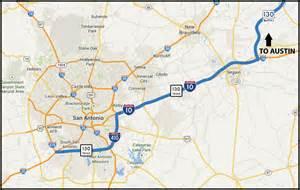 toll road 130 map news sh130