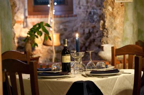 osteria nobile casato una cena romantica sala pozzo picture of osteria