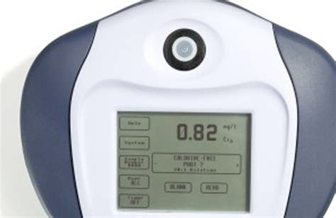Photometer 8000 Palintest by Photometer 8000 Instrument Aquatic Ltd