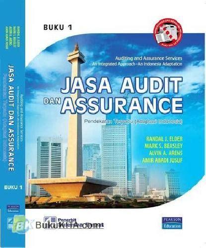 Buku Jasa Audit Dan Assurance Pendekatan Sistematis 1 E8 bukukita jasa audit dan assurance auditing and assurance service buku 1